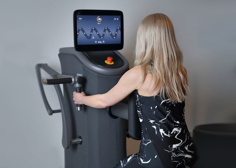 Mit EGYM Training zur besseren Figur - PASSION Sport's Nossen