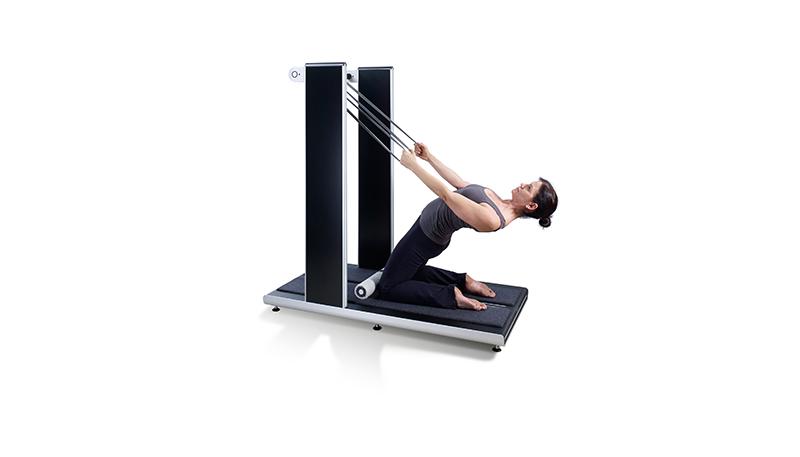 FLEXX Gerät Beinstrecker im Fitnessstudio Nossen