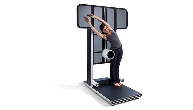 FLEXX Gerät Pilz im Fitnessstudio Nossen