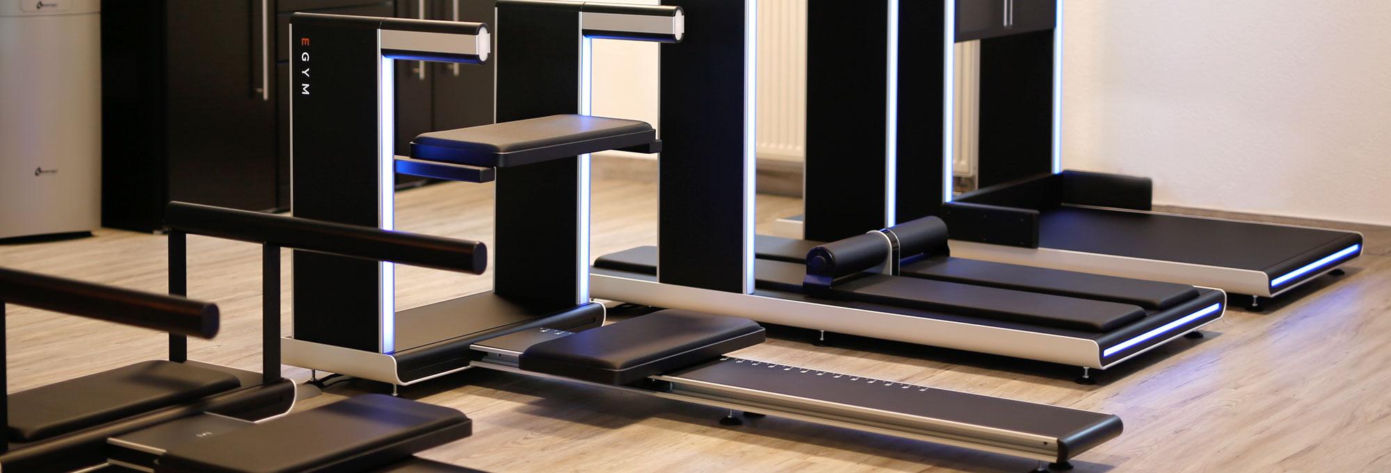 FLE-XX Zirkel im Fitnessstudio in Nossen | PASSION Sport's