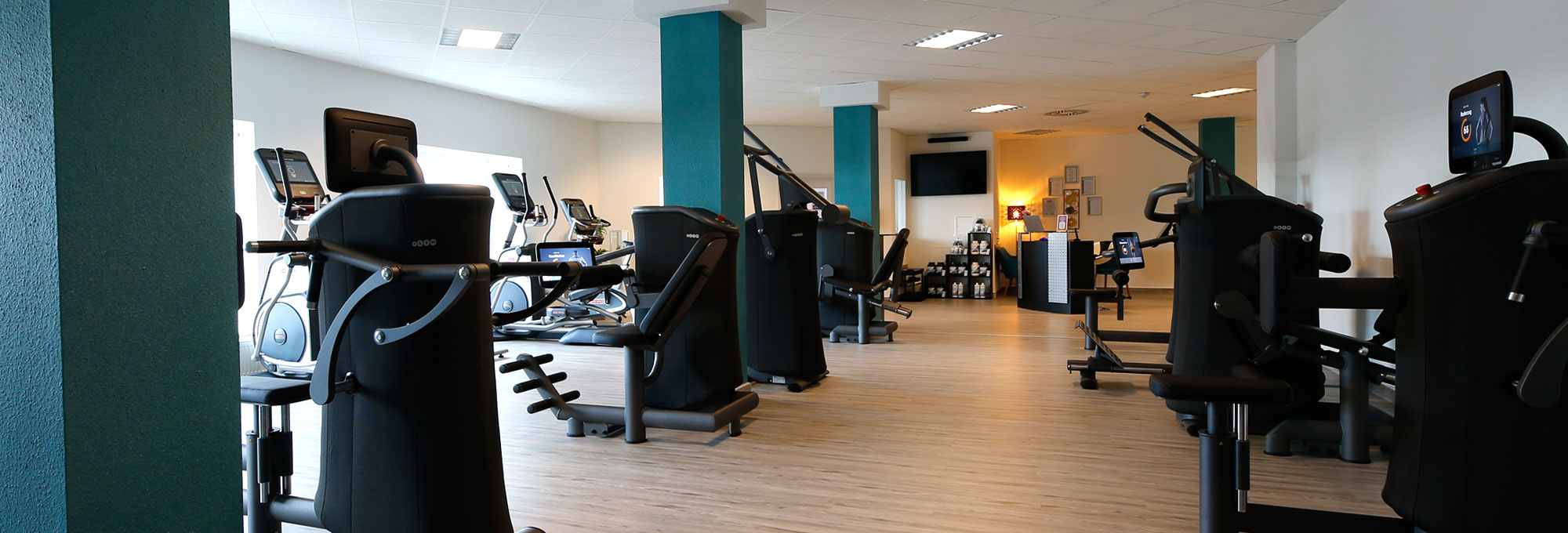 EGYM Zirkel im PASSION Sport's - deinem Fitnessstudio in Nossen