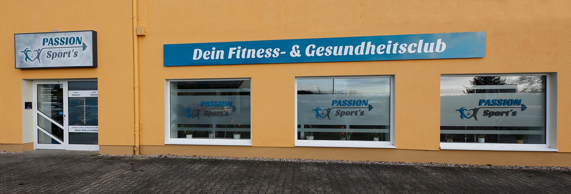 Dein Fitness- und Gesundheitsstudio in Nossen